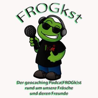 FROGkst (Der geocaching Podca(FROGk)st rund um unsere Frösche und ihre Freunde)