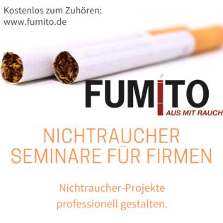 Nichtraucher Seminare für Firmen