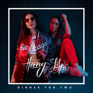 DJANE HANY X LIL MA ON THE TRACK - DINNER FOR TWO // NEW SCHOOL - DANCEHALL - AFRO - DEUTSCHRAP