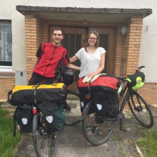 Berlin-Baku   Eine Reise mit dem Fahrrad