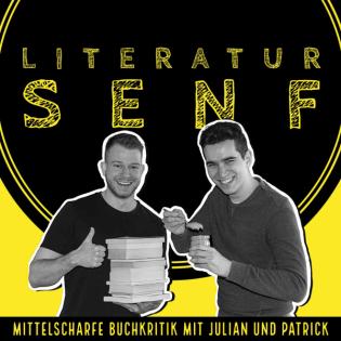 Literatursenf