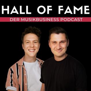 Hall Of Fame - Der Musikbusiness Podcast