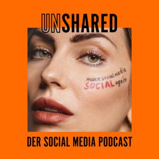 UNSHARED - der Social Media Podcast mit masha
