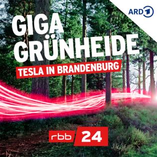 Giga Grünheide - Tesla in Brandenburg | rbb24