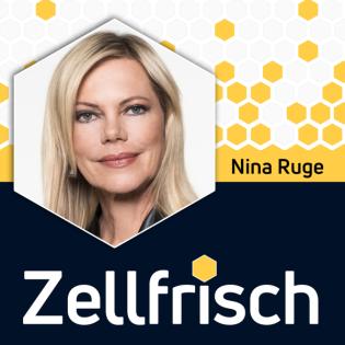 Zellfrisch – der Podcast für deine Zellgesundheit mit Nina Ruge