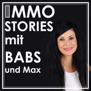 Immostories mit Babs und Max - Dein Podcast rund um Immobilien, passiven Cashflow und den besten Investments überhaupt: IMMOBILIEN. Babs ist Unternehmerin, Investorin und Immobilienliebhaberin