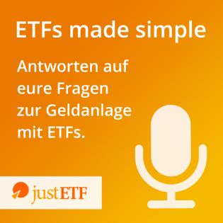 justETF Podcast – Antworten auf eure Fragen zur Geldanlage mit ETFs