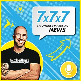 7x7x7 - Die Online Marketing News der Woche