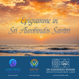 Epigramme in Sri Aurobindos Savitri