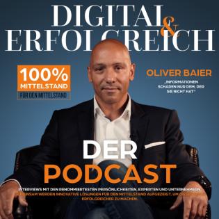 """""""digital & erfolgreich"""" - Der Podcast"""