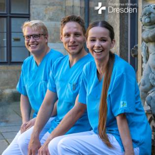 Audio Nursing - Der Pflegewissen - Podcast aus dem Städtischen Klinikum Dresden