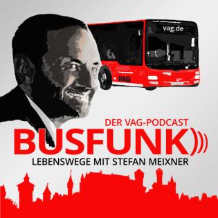 Busfunk Nürnberg - Podcast über fränkische Lebenswege