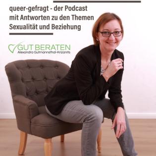 queer-gefragt - der Podcast mit Antworten zu den Themen Sexualität und Beziehung