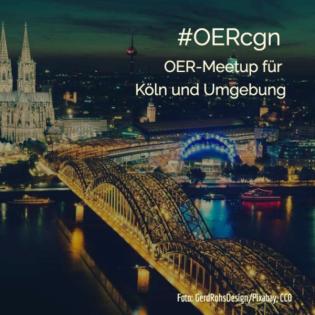 #OERcgn-Podcast: OER-Meetup für Köln