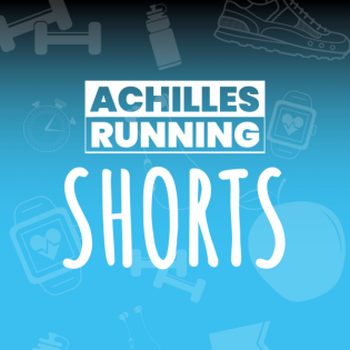 ACHILLES RUNNING Shorts