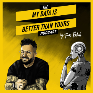 MY DATA IS BETTER THAN YOURS