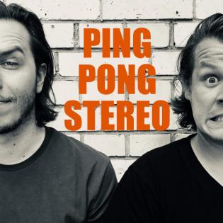 Ping Pong Stereo