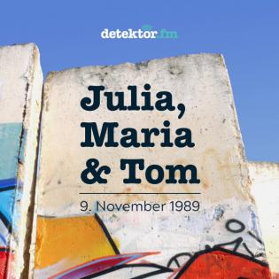 1989   Julia, Maria & Tom