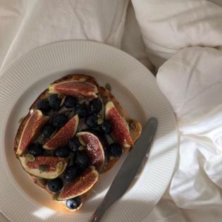 Frühstück ans Bett