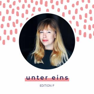 unter eins – der EDITION F Podcast mit Silvia Follmann und inspirierenden Gästen