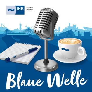 Blaue Welle - der IHK Podcast