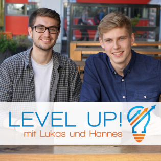 Level Up! Der Podcast für Querdenker und Visionäre
