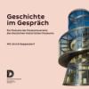 Folge 1. Das Deutsche Historische Museum. Zu Gast: Prof. Raphael Gross