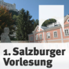 Begrüßung durch Rektor Schmidinger
