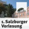 Vorstellung Dan Diners durch Vizerektorin Sonja Puntscher-Riekmann
