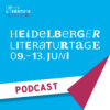 Dr. Andrea Edel über die Zukunft der Heidelberger Literaturtage (2021)
