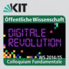 Colloquium Fundamentale WS 2014/2015 - Schöne neue Datenwelt - Zwischen Kundennutzen und -risiko: Podiumsdiskussion