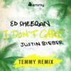 Ed Sheeran & Justin Bieber - I Don't Care (Temmy Saxy Mix) Download