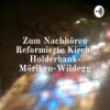 """2020-12-25 Weihnachtsgottesdienst aus Möriken: """"Geburtshilfe"""""""