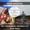Thema Depression, Körperliebe und Ängste - Gespräch mit Juna Maali