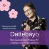 Herbst auf Japanisch inkl. japanisches Märchen