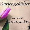Literaten im Garten - Flaubert