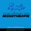 Drei Säulen der Misanthropie