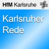 Karlsruher Rede - SoSe 2016