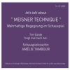 Talk 10 - MEISNER TECHNIQUE Download