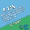 Build to Sell - Amazon FBA Businesses zum Verkauf klar machen - PLJ Podcast mit Christoph Stark