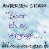 "Andersens Kaffeetasse 328 ""Hans und Angelika"""