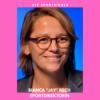 """#19 Bianca """"Jay"""" Rech"""