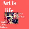 Die Muse Elke Koska: Es ist leichter gegen die Welt zu kämpfen als gegen sich selbst