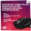 Interview mit Thomas Fellger – Insights des CEO von Iconmobile und eSport Venture Investors