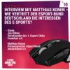 Interview mit Matthias Konen - Wie vertritt der eSport-Bund Deutschland die Interessen des E-Sports?