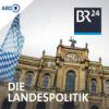 BR Bayerntrend: CSU stürzt ab - SPD legt zu Download