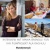 Interview mit Maria Brendle für ihr FilmProjekt Ala Kachuu
