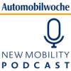 """""""New Mobility – der Podcast von Automobilwoche – powered by RMS – Der Audiovermarkter"""""""