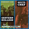 """40 Gestern Kollege - heute Chef. Stolpersteine auf dem Weg nach """"oben"""""""