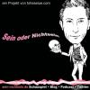 Sein-Nichtsein #8: Meine Monologe